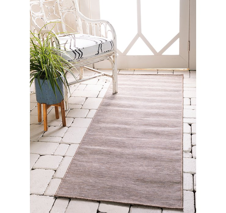 60cm x 183cm Outdoor Patio Runner Rug