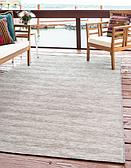 Unique Loom 6' 3 x 9' Outdoor Patio Rug thumbnail image 1