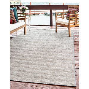 Unique Loom 9' 4 x 12' Outdoor Patio Rug