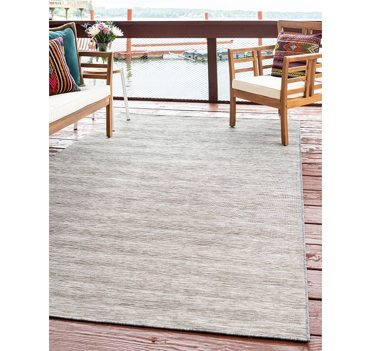 7' 5 x 10' Outdoor Patio Rug