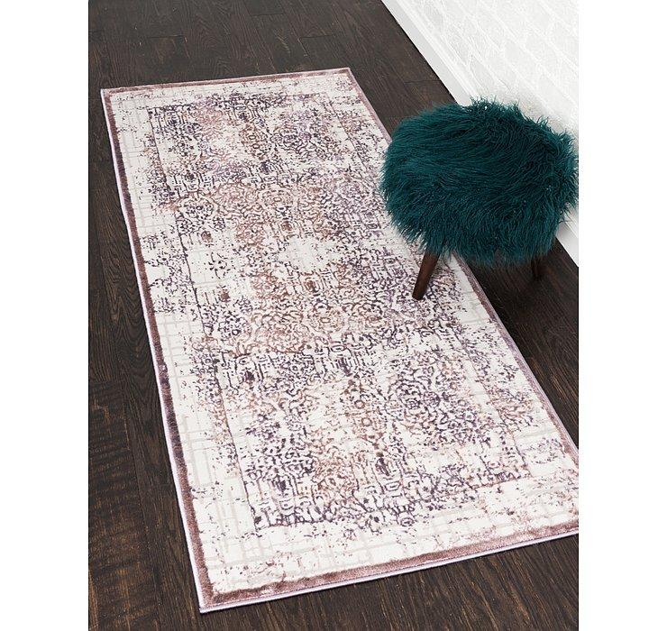 2' 7 x 6' Chesterfield Runner Rug