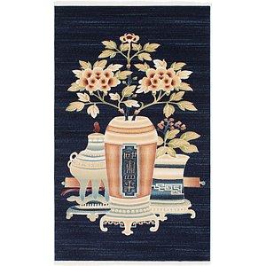 Unique Loom 5' x 8' Pao Tou Rug