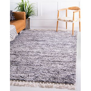 Unique Loom 2' 2 x 3' Hygge Shag Rug