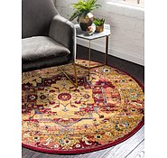 Link to 5' x 5' Georgetown Round Rug