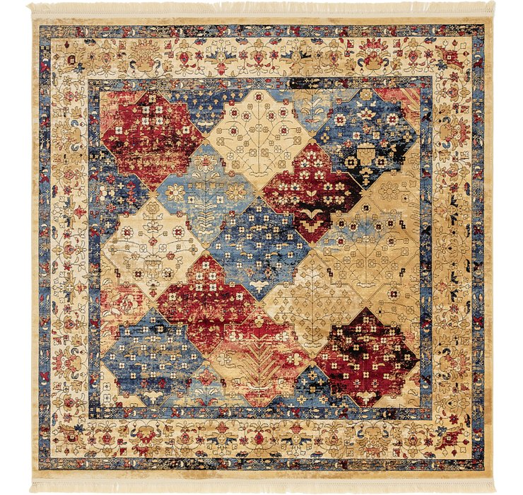 8' x 8' Georgetown Square Rug