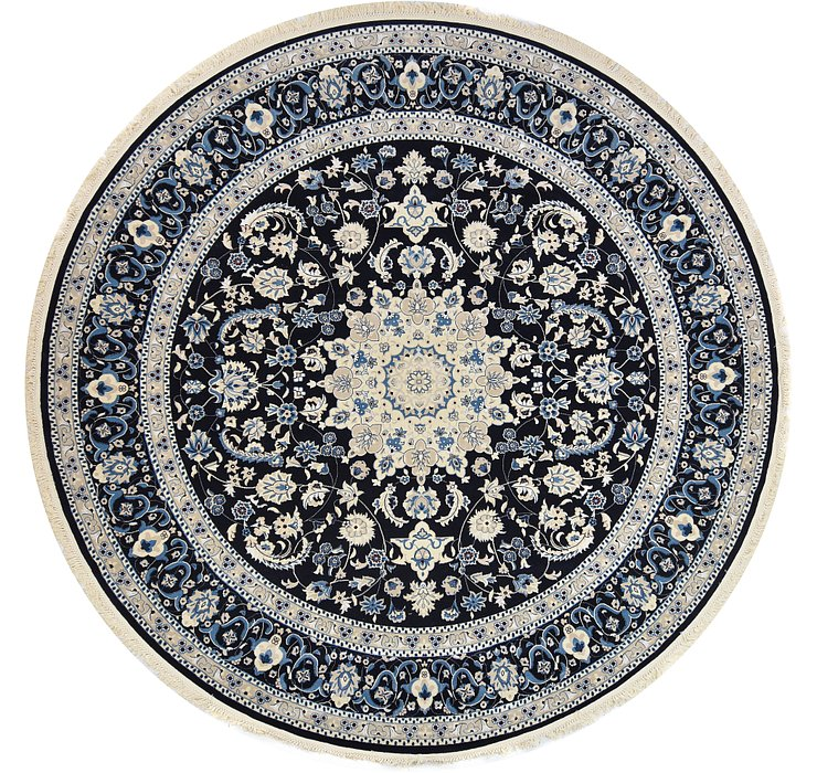 10' x 10' Classical Round Rug