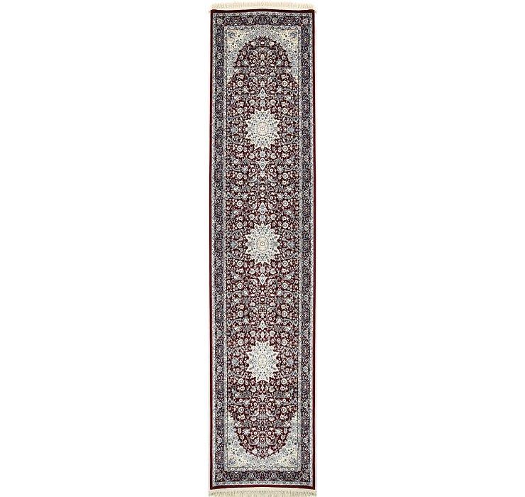 Unique Loom 3' x 13' Classical Runner Rug