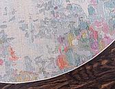 6' x 6' Spectrum Round Rug thumbnail