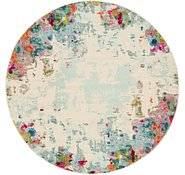 Link to 183cm x 183cm Spectrum Round Rug