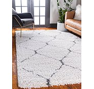 Link to 4' x 6' Marrakesh Shag Rug