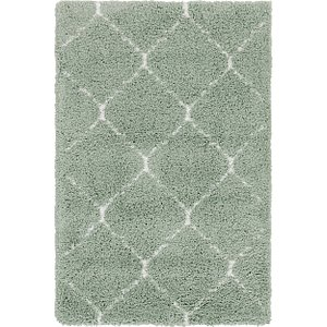 Link to 122cm x 183cm Marrakesh Shag Rug item page
