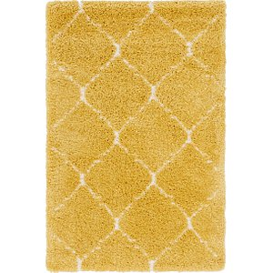 Link to 4' x 6' Marrakesh Shag Rug item page