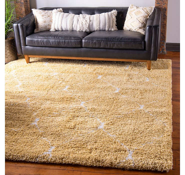 8' x 8' Marrakesh Shag Square Rug