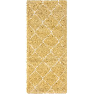Link to 80cm x 183cm Marrakesh Shag Runner Rug item page