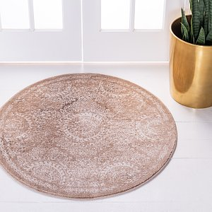 Link to 6' x 6' Legacy Round Rug item page