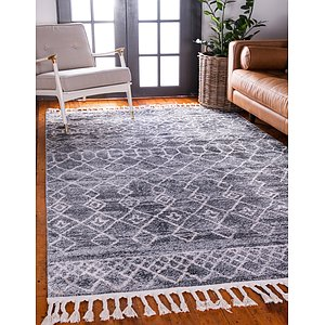 Unique Loom 2' 4 x 3' 3 Atlas Rug