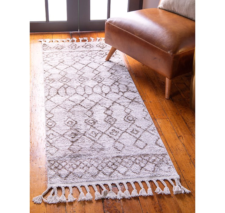 Brown Artemis Runner Rug