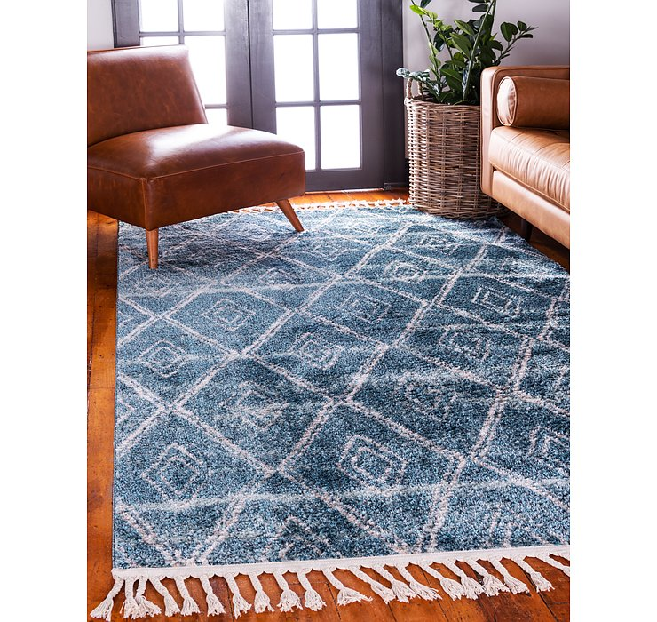 Dark Blue Artemis Rug