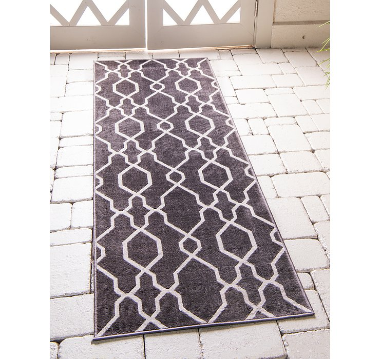 2' 2 x 8' Outdoor Oasis Runner Rug