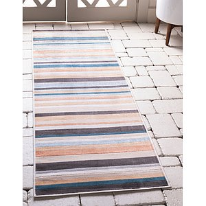 Link to 65cm x 245cm Outdoor Oasis Runner Rug item page