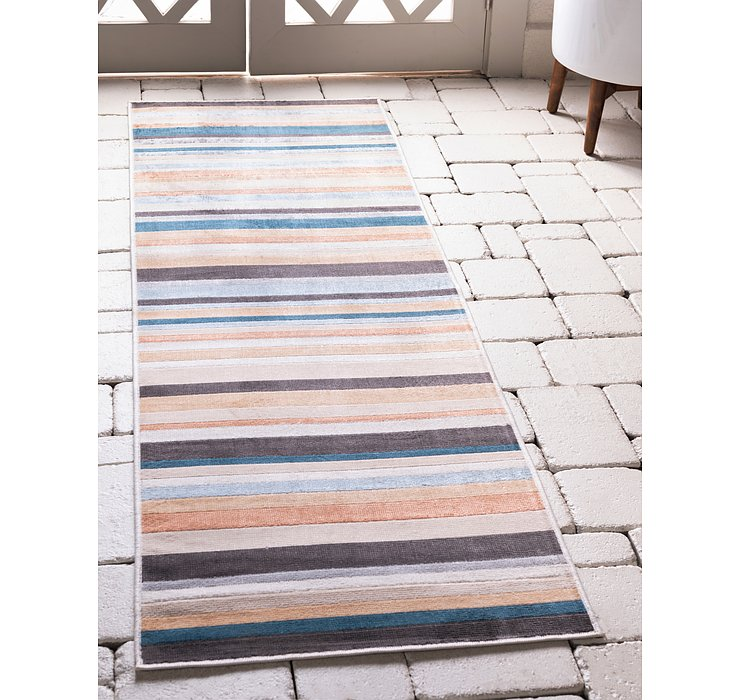 65cm x 245cm Outdoor Oasis Runner Rug
