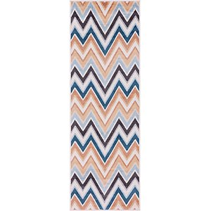 Link to 2' 2 x 6' Outdoor Oasis Runner Rug item page