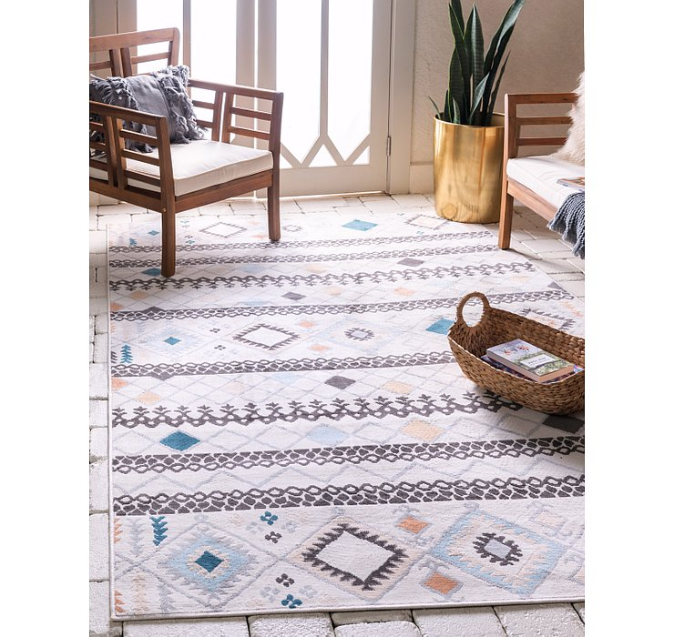 4' x 6' Outdoor Haven Rug