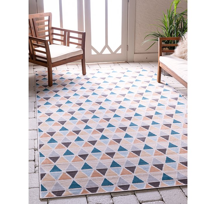 5' x 8' Outdoor Haven Rug