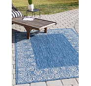 Link to 213cm x 305cm Outdoor Border Rug