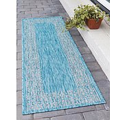 Link to 60cm x 183cm Outdoor Border Runner Rug