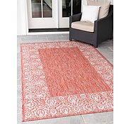 Link to 122cm x 183cm Outdoor Border Rug