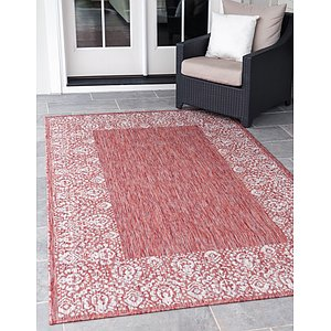 Link to 275cm x 365cm Outdoor Border Rug item page