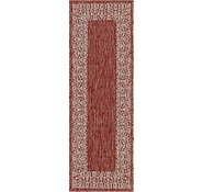 Link to 2' x 6' Outdoor Border Runner Rug
