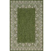Link to 6' x 9' Outdoor Border Rug