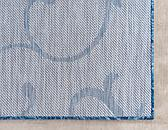 6' x 9' Outdoor Botanical Rug thumbnail image 9