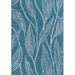 Link to 245cm x 345cm Outdoor Botanical Rug item page