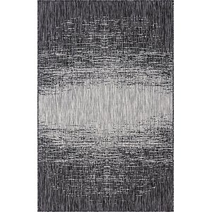 Link to 5' x 8' Outdoor Modern Rug item page