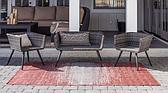 122cm x 183cm Outdoor Modern Rug thumbnail