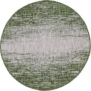 Link to 122cm x 122cm Outdoor Modern Round Rug item page