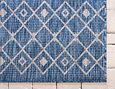 2' x 6' Outdoor Trellis Runner Rug thumbnail