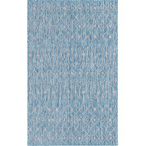 Link to 152cm x 245cm Outdoor Trellis Rug item page