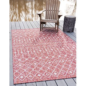 Link to 7' x 10' Outdoor Trellis Rug item page