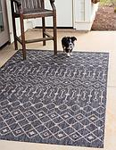 5' x 8' Outdoor Lattice Rug thumbnail