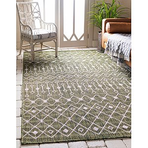 Link to 4' x 6' Outdoor Trellis Rug item page