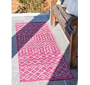 Link to 60cm x 183cm Outdoor Trellis Runner Rug