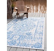 Link to 5' x 8' Outdoor Traditional Rug