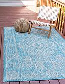 8' x 11' 4 Outdoor Traditional Rug thumbnail image 1