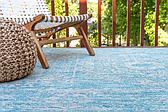8' x 11' 4 Outdoor Traditional Rug thumbnail image 3