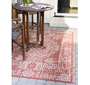 Link to 8' x 11' 4 Outdoor Traditional Rug