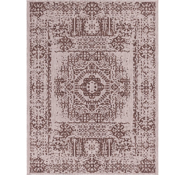9' x 12' Outdoor Traditional Rug